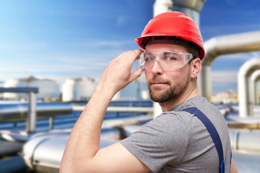 Arbeitschutz vom Baufachmarkt Volberg