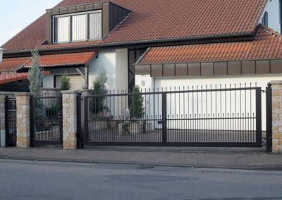 Einfahrtstore von Volberg